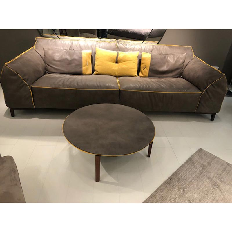 Kong 3 Seater Sofa by FCI Clearance