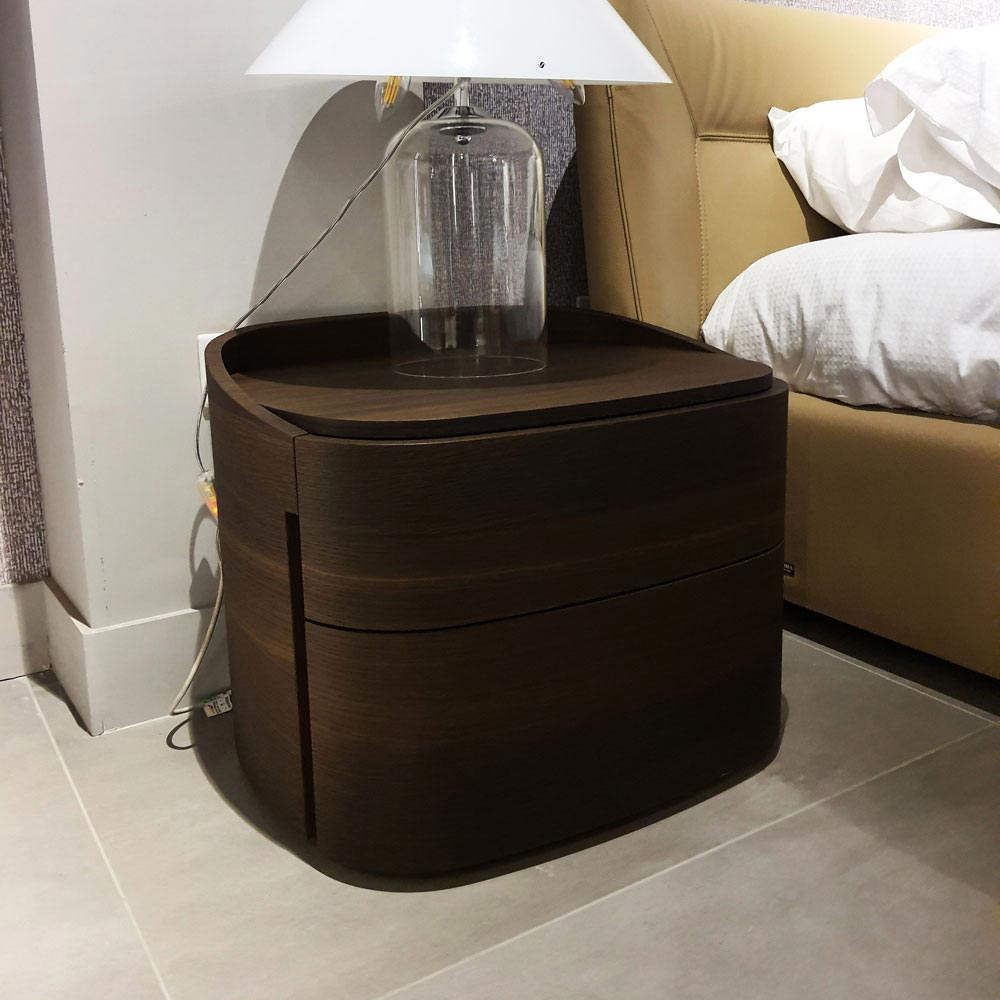 Babila Bedside Table by Logo | FCI Clearance