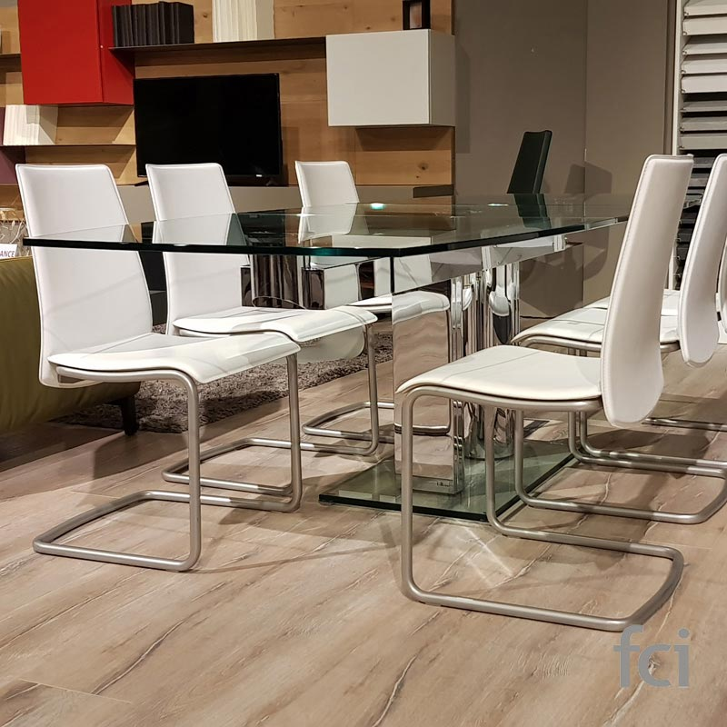 Nabuco Extending Dining Table By Bacher Tische