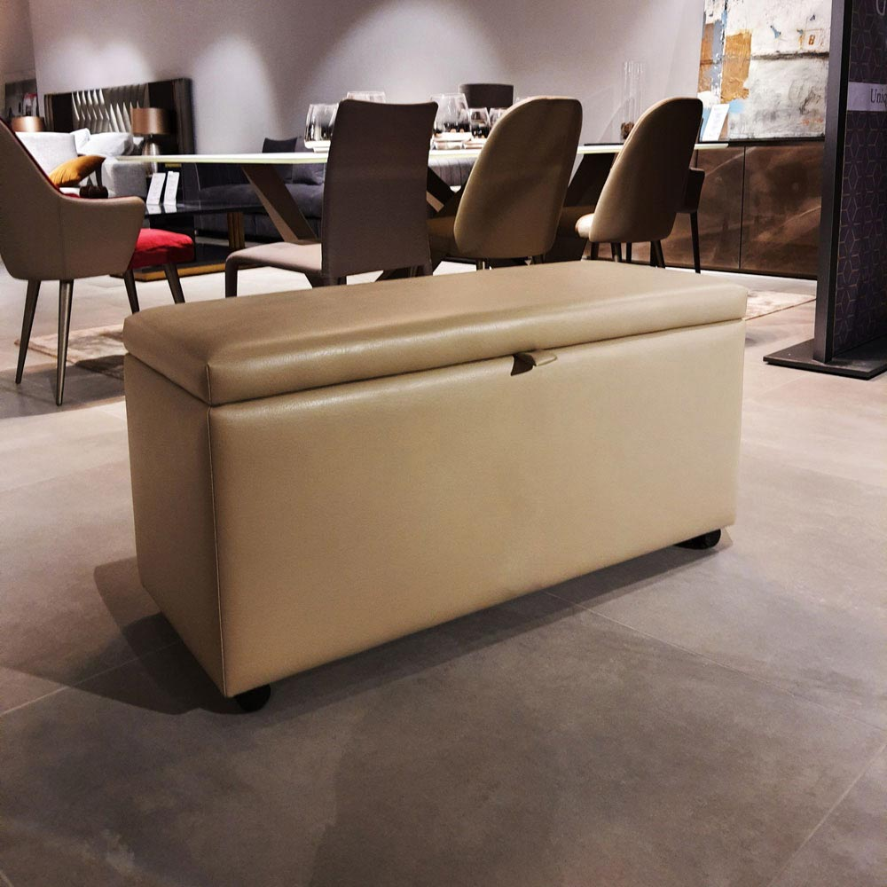 Ottoman with Storage by FCI London | FCI London