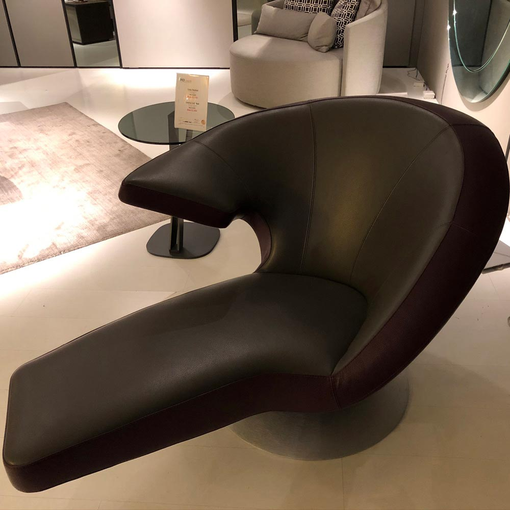 Parabolica Occasional Chair by Leolux | FCI Clearance