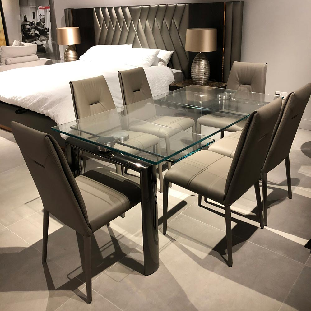 Policleto Dining Table by Reflex | FCI Clearance