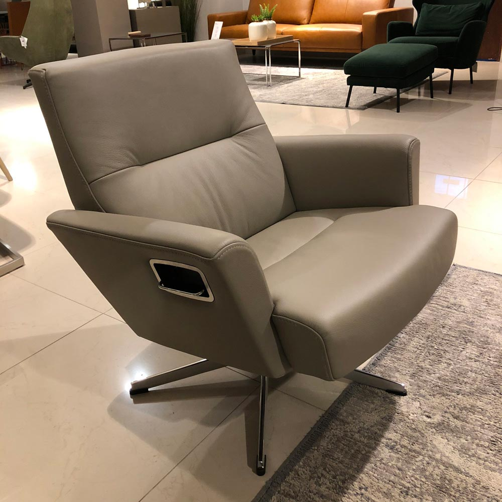 Relieve Low Swivel Armchair by Conform Sweden | FCI Clearance