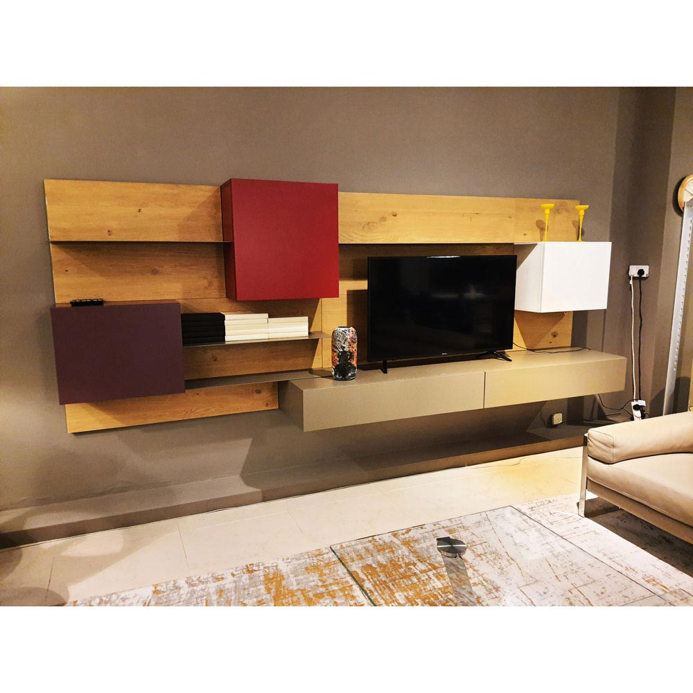 TV/Media Unit 10 by Logo | FCI Clearance