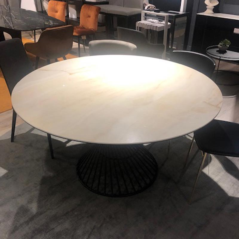 Vortex Dining Table by FCI Clearance