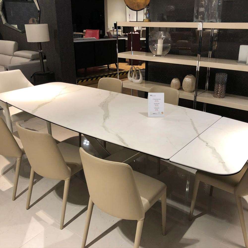 Zeus Dining Table by Naos | FCI Clearance