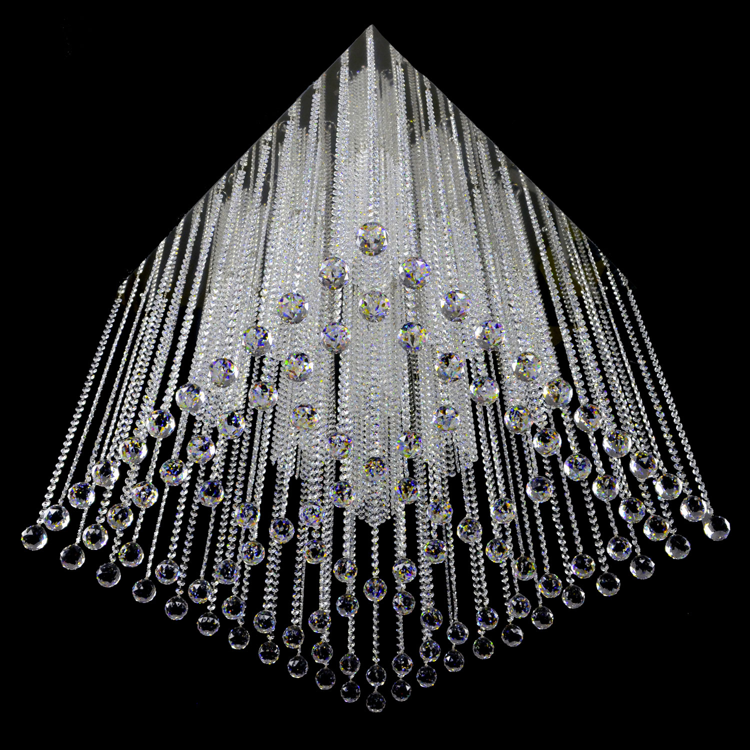 Andromeda Crystal Chandelier | FCI Custom Lighting
