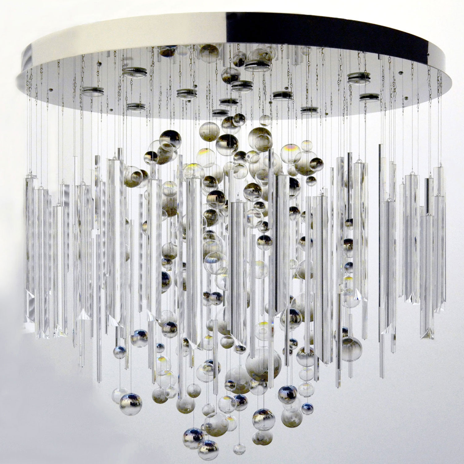 Ariana Crystal Chandelier | FCI Custom Lighting