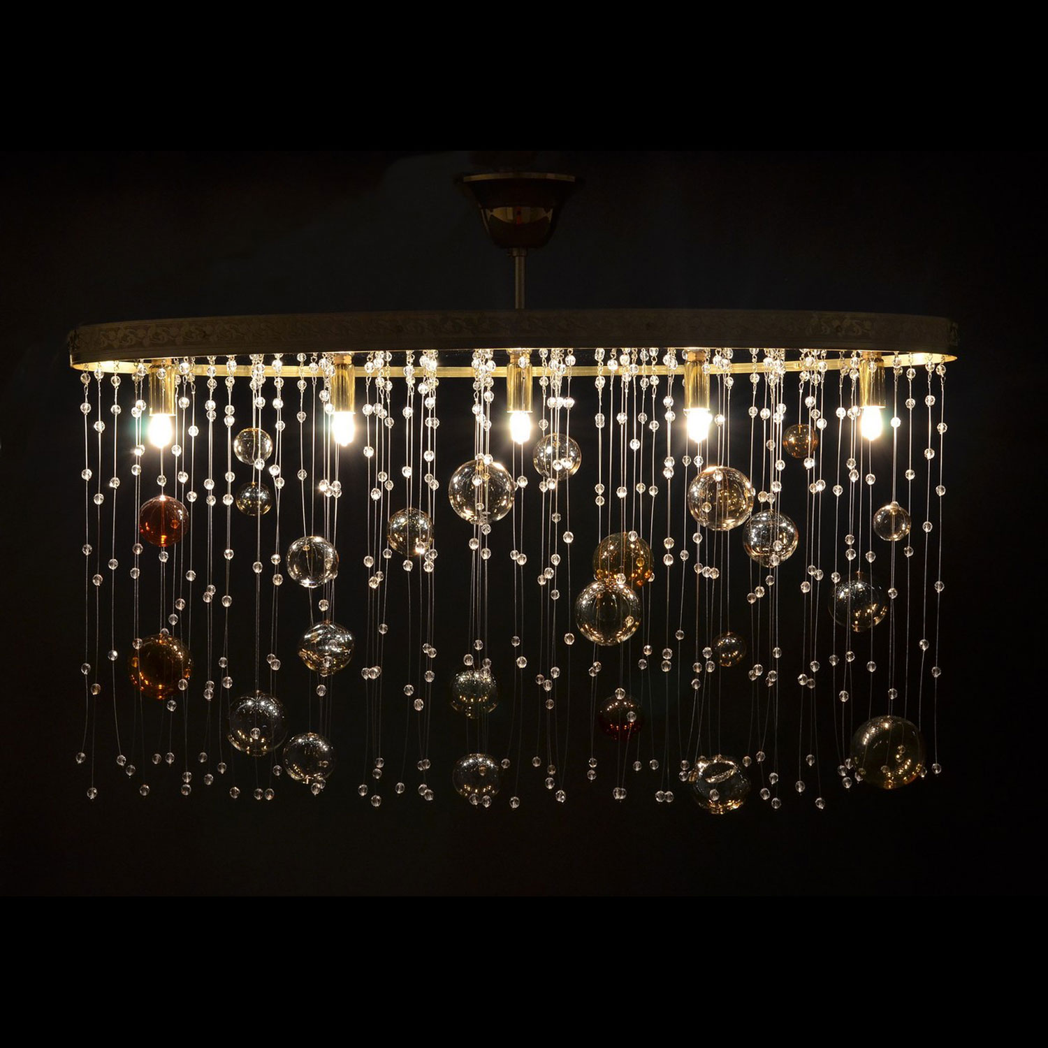 Balleares Crystal Chandelier | FCI Custom Lighting