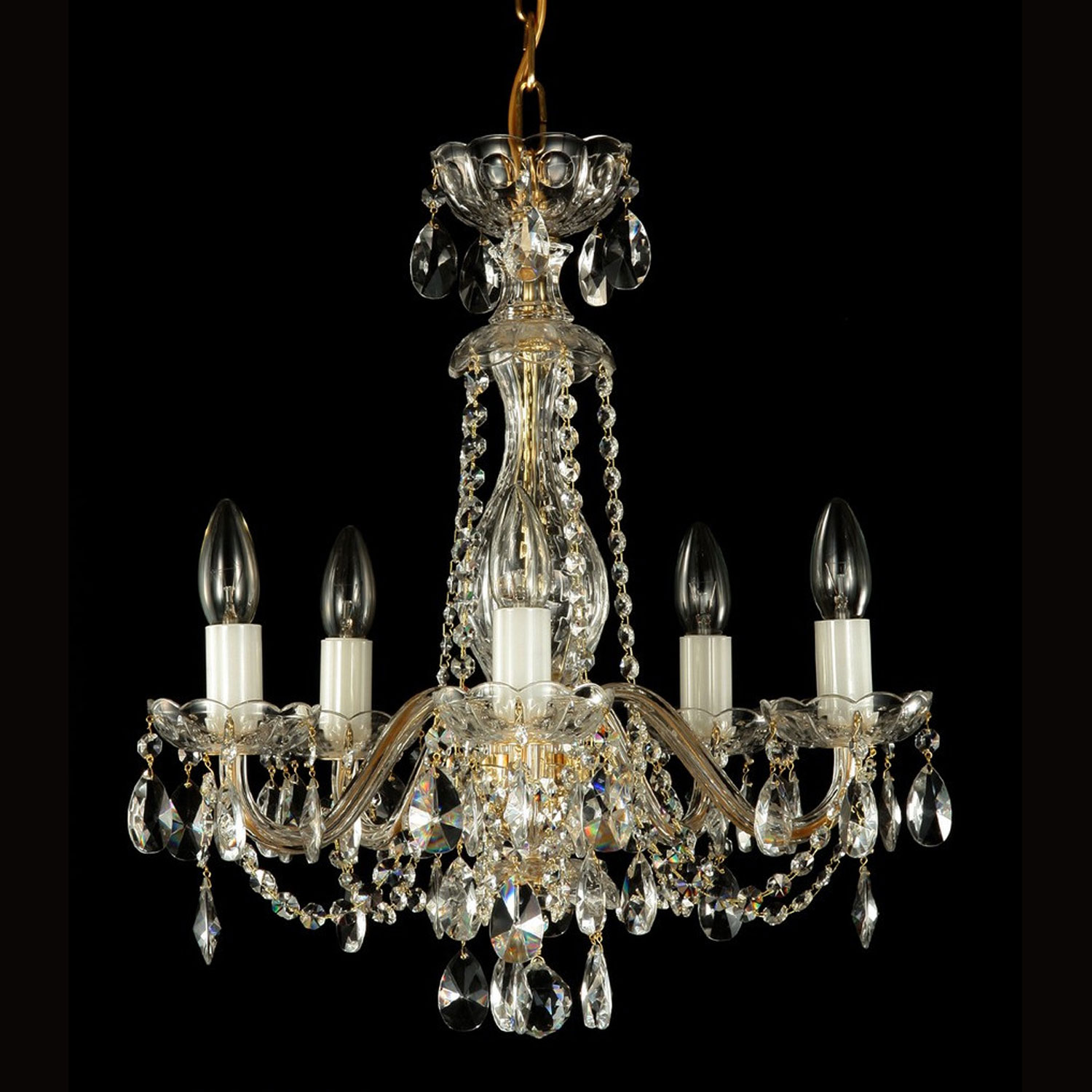 Brilliante Chandelier | FCI Custom Lighting