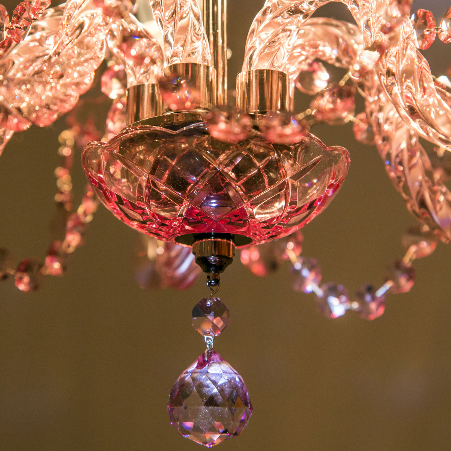 Candy Flos Chandelier | FCI Custom Lighting