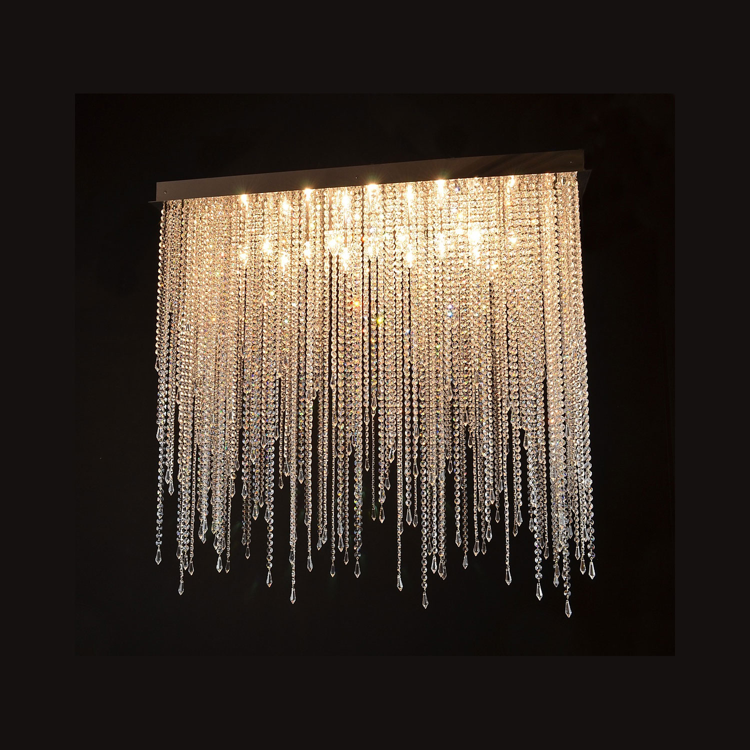 Chantelle Crystal Chandelier | FCI Custom Lighting