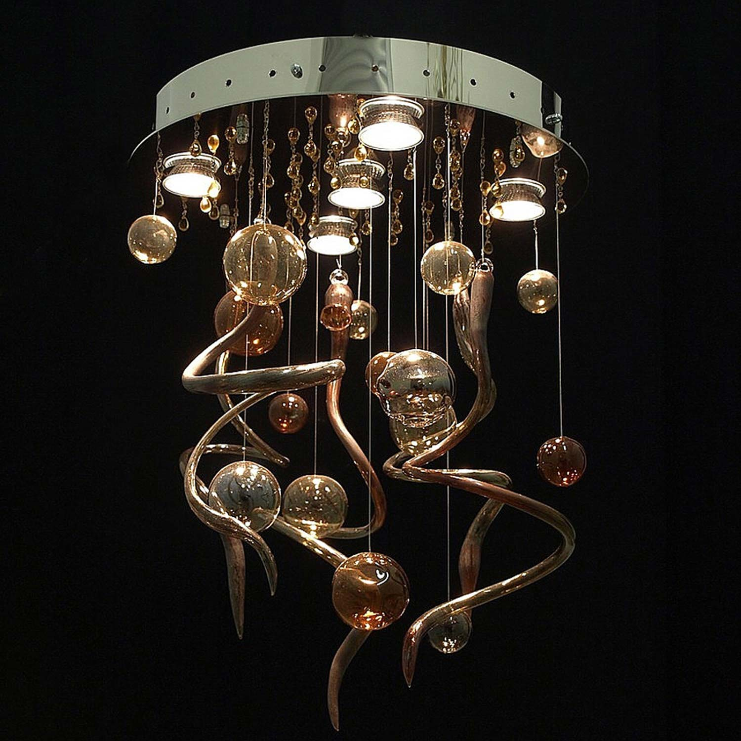 Cleo Chandelier | FCI Custom Lighting