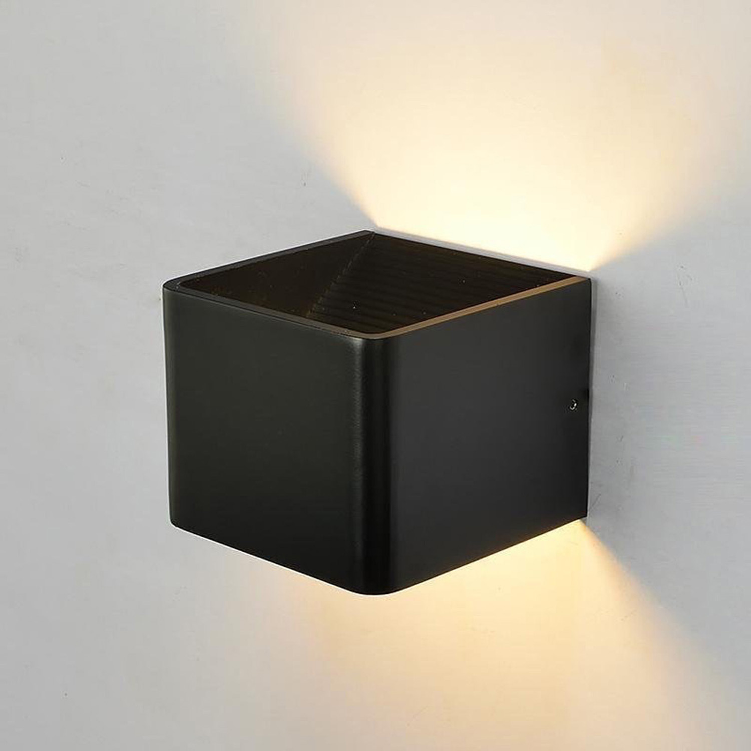Cube Wall Lamp | FCI Custom Lighting