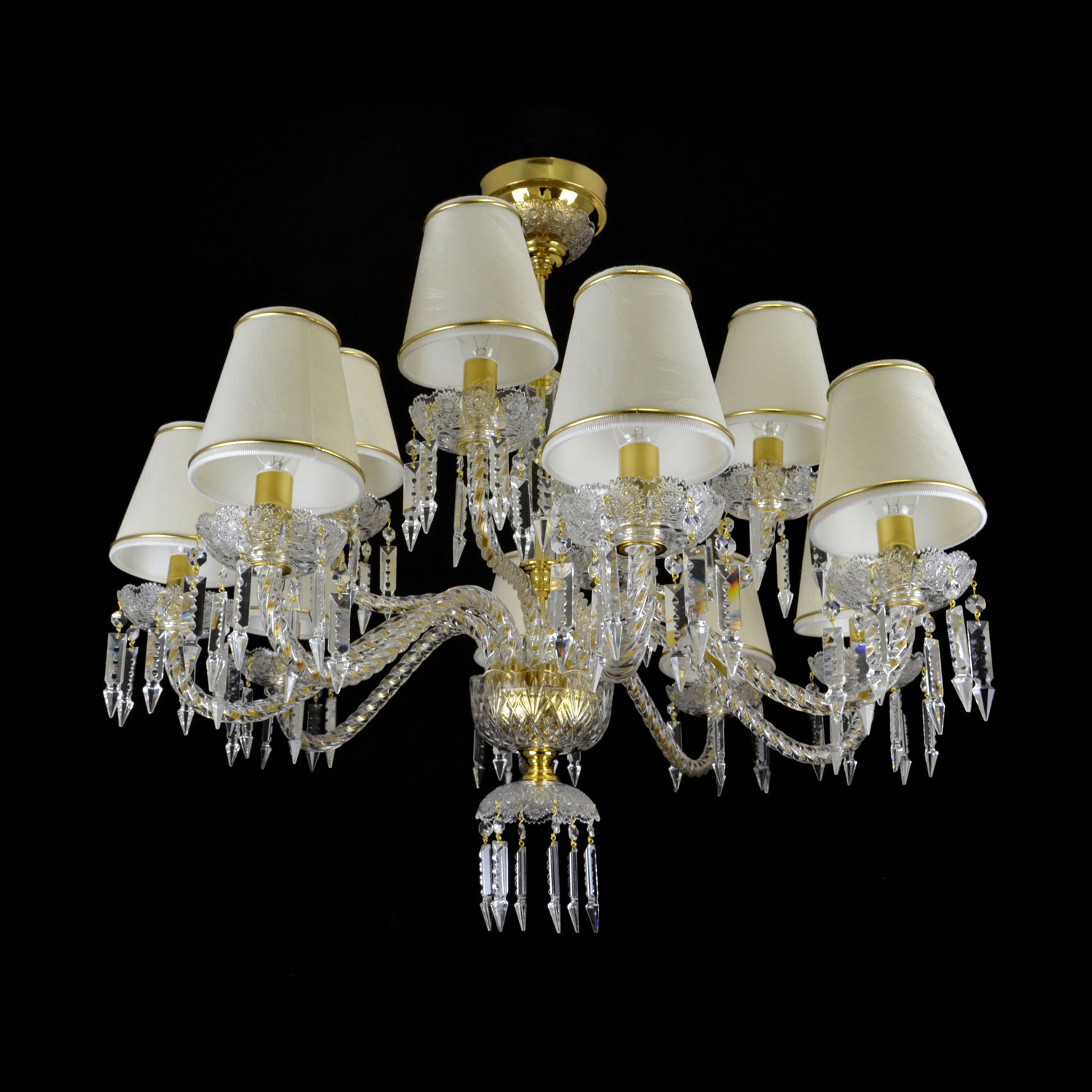 Fausto Chandelier | FCI Custom Lighting
