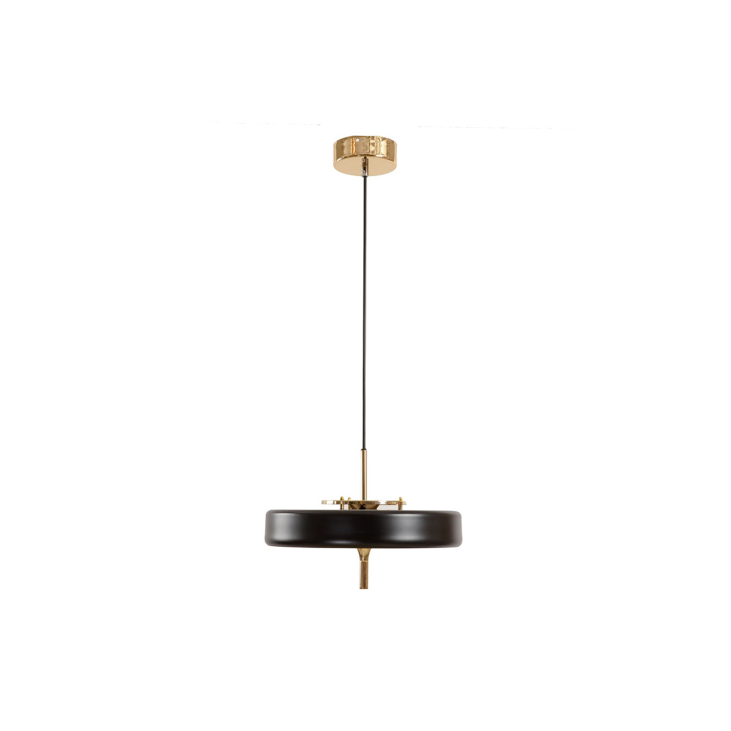 Mara Black Pendant Lamp | FCI Custom Lighting
