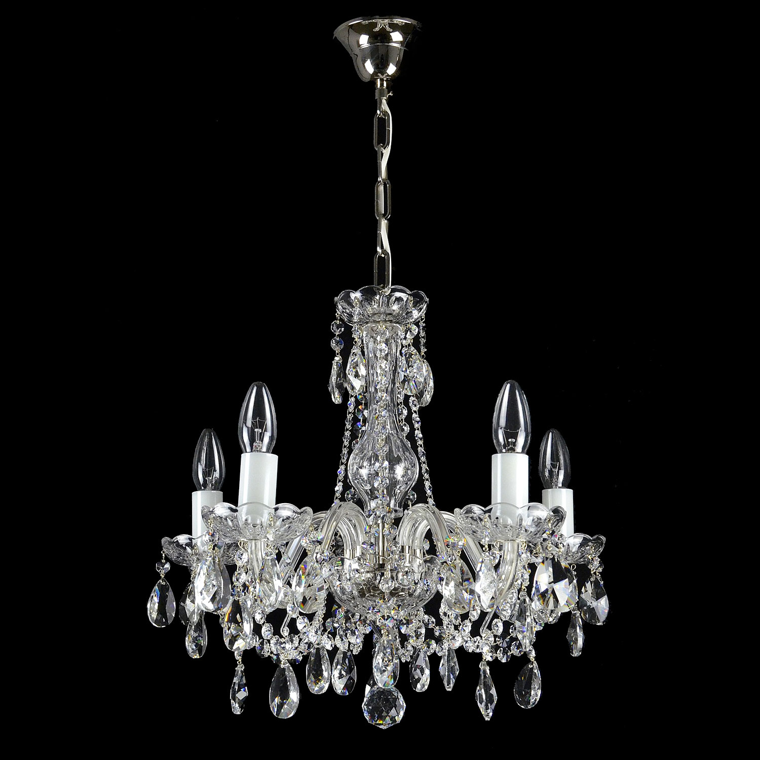 Olivia Chandelier | FCI Custom Lighting