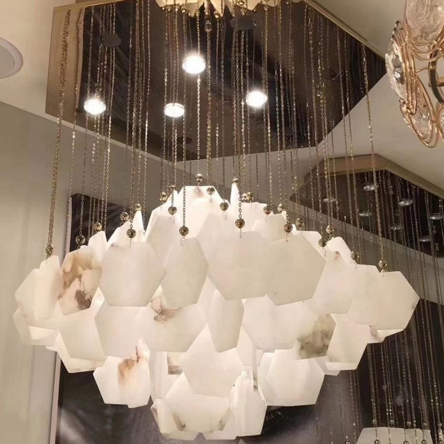 Parisian Chandelier | FCI Custom Lighting