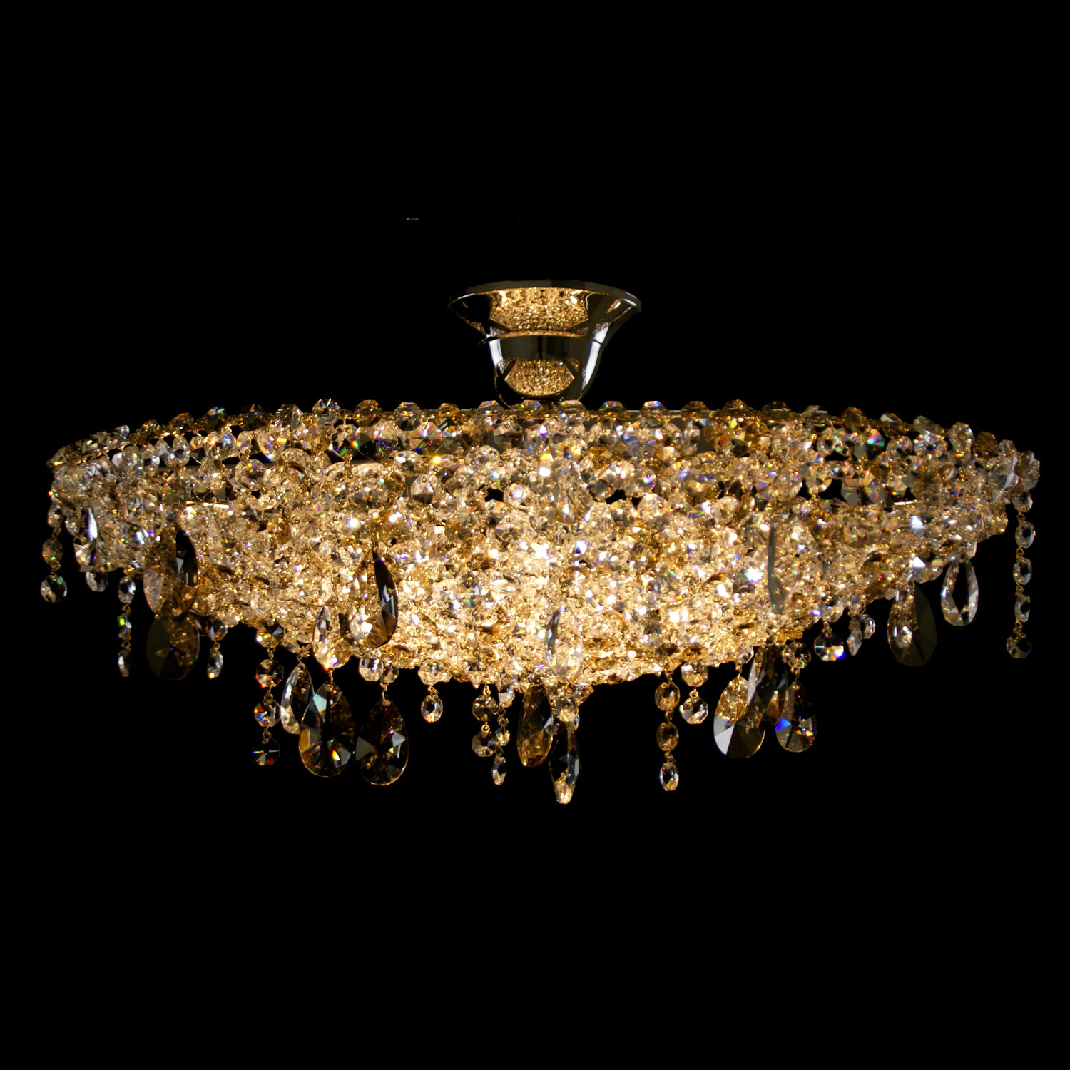 Pioggia Di Vetro Chandelier | FCI Custom Lighting