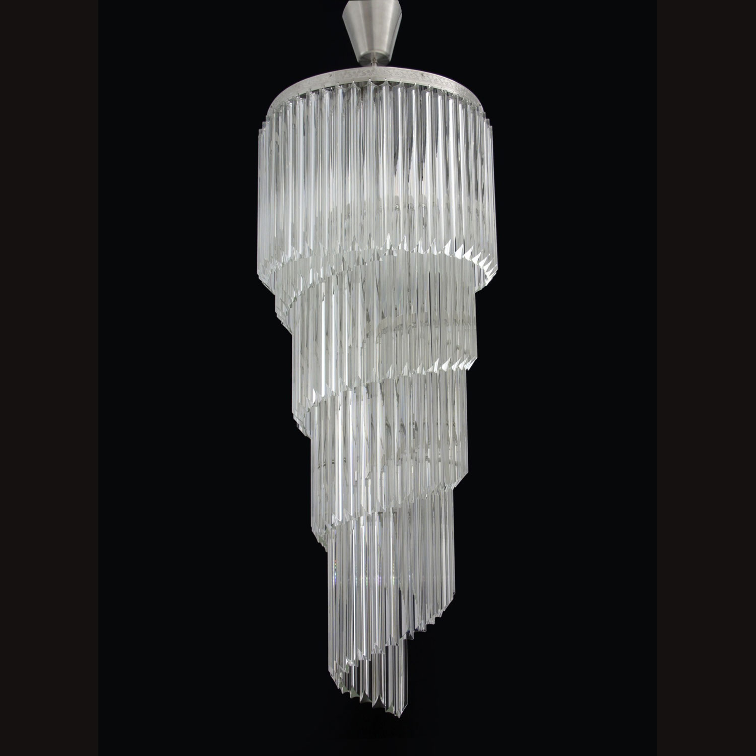 Prometheus Chandelier | FCI Custom Lighting