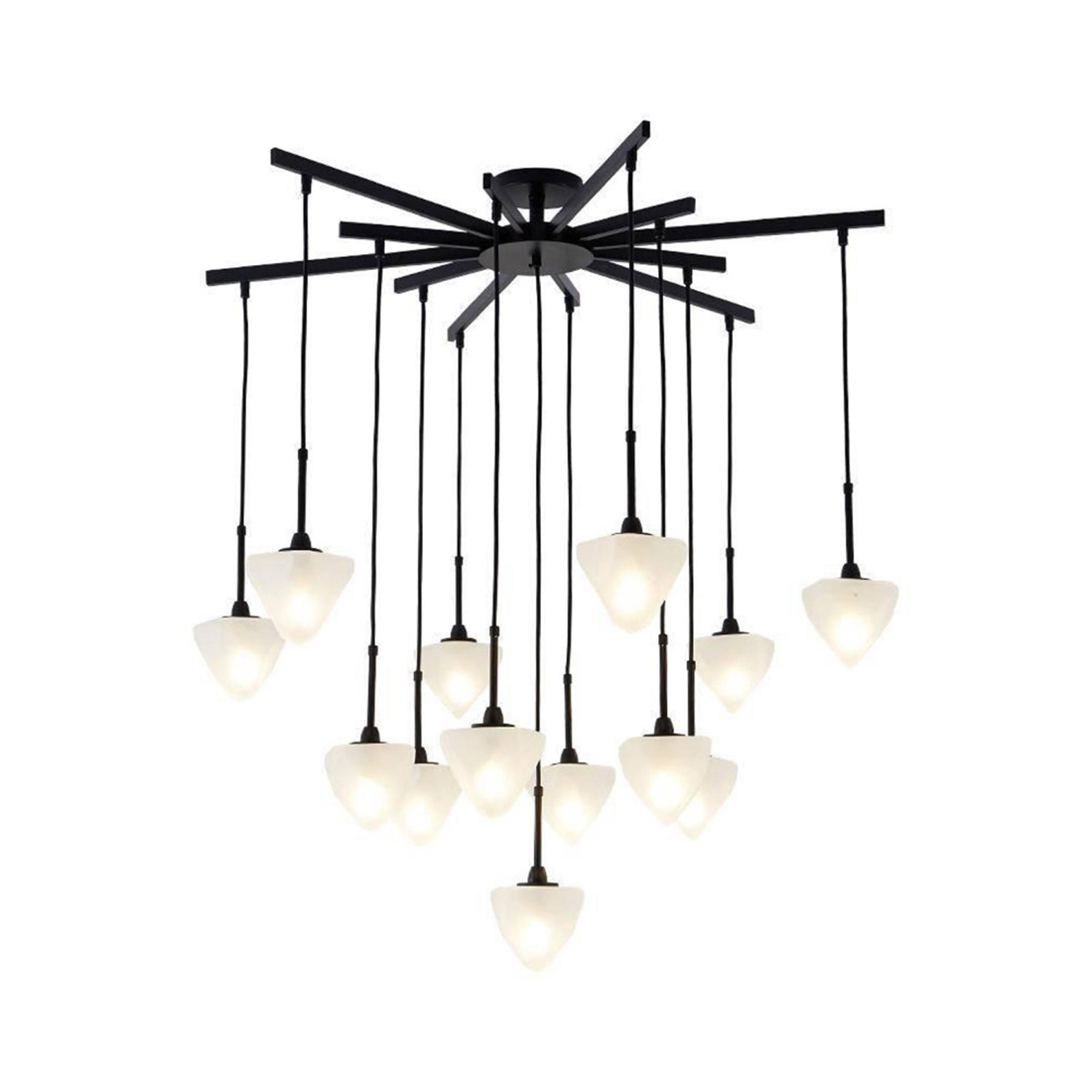 Raven Chandelier | FCI Custom Lighting