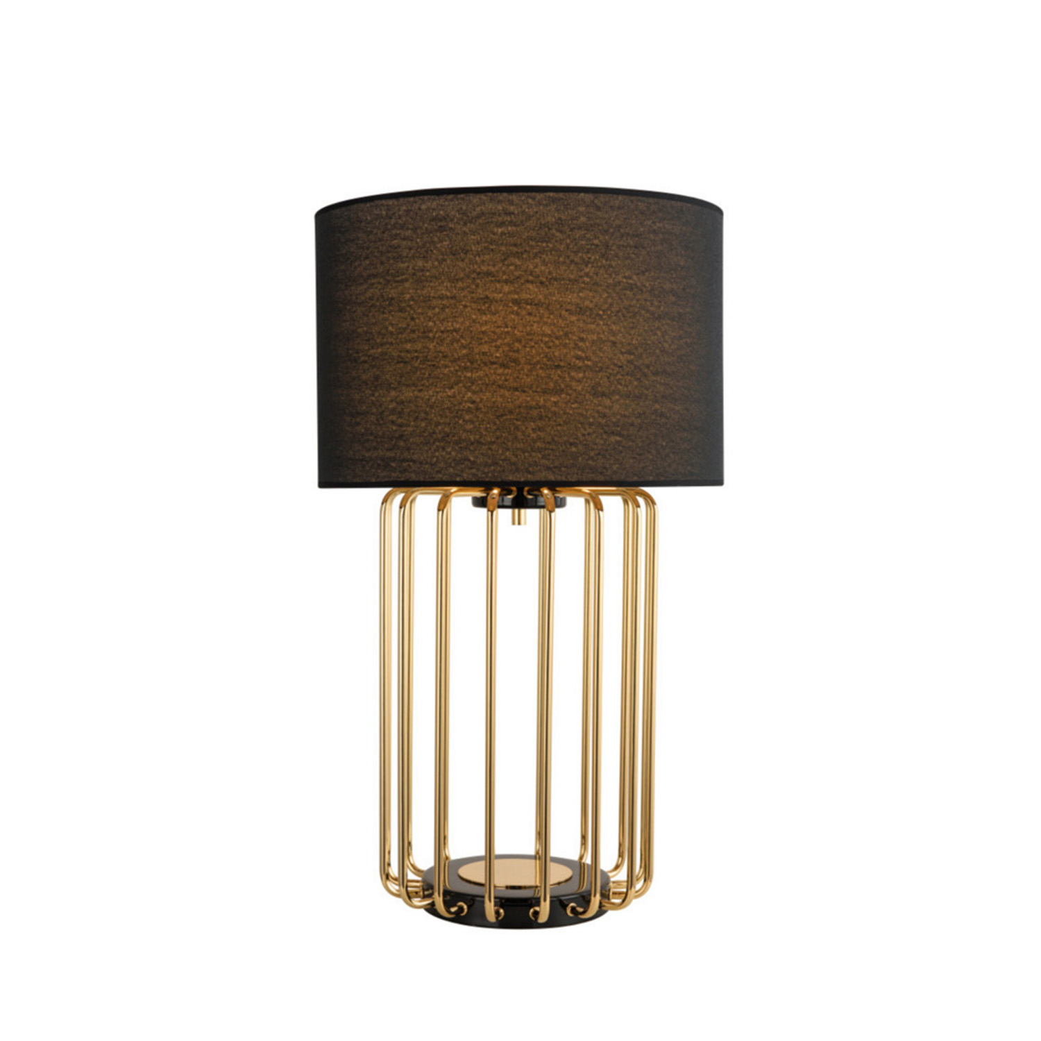 Stella Black Table Lamp | FCI Custom Lighting