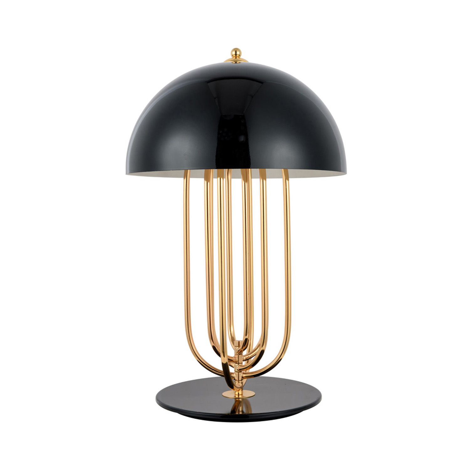 Ulf Black Table Lamp | FCI Custom Lighting