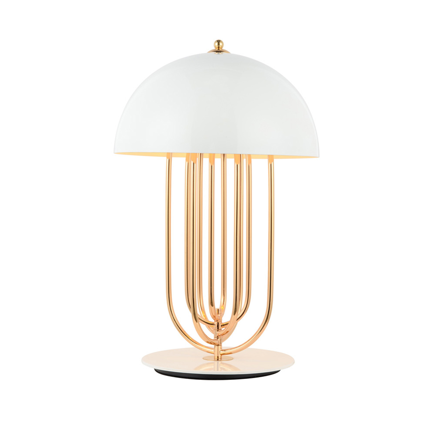 Ulf White Table Lamp | FCI Custom Lighting