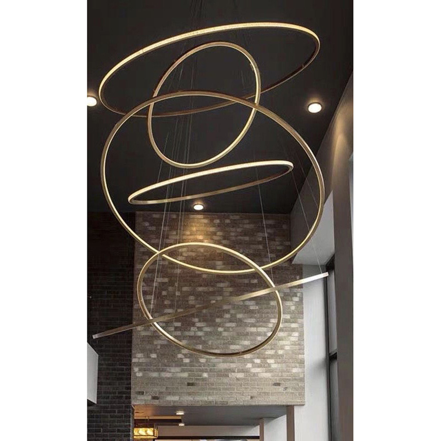 Xavier Chandelier | FCI Custom Lighting