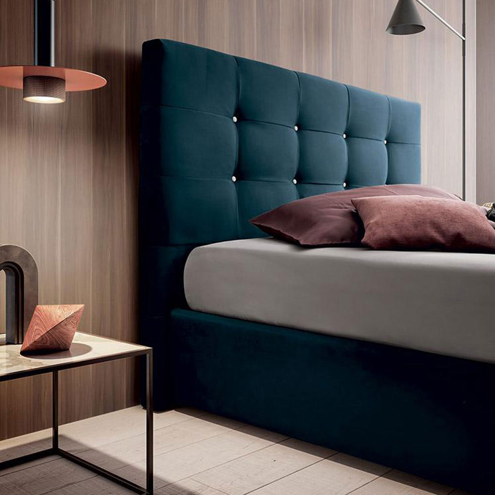 Dennis Double Bed by Felix Collection