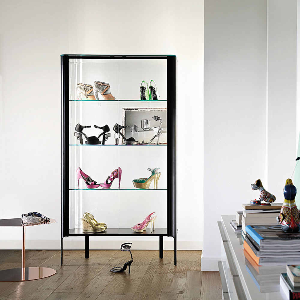 Aura Display Cabinet by Fiam Italia