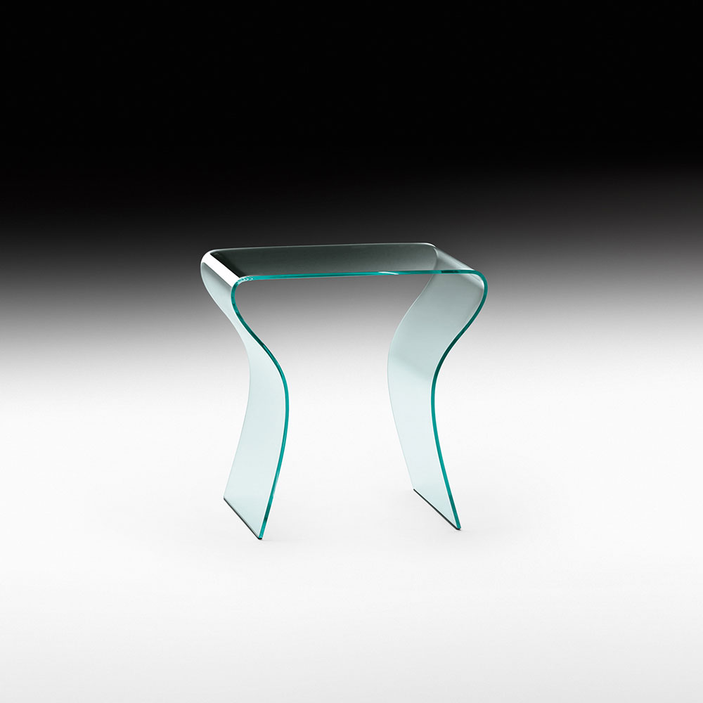 Charlotte De Nuit Bedside Table by Fiam Italia