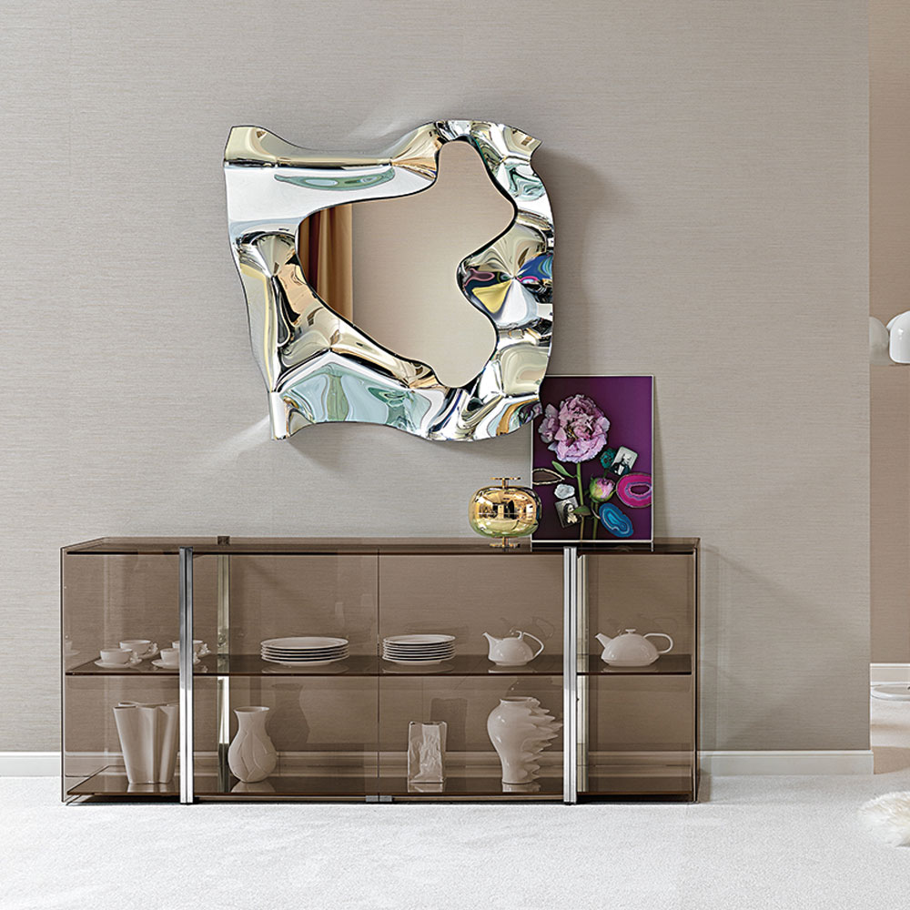 Christine Mirror by Fiam Italia