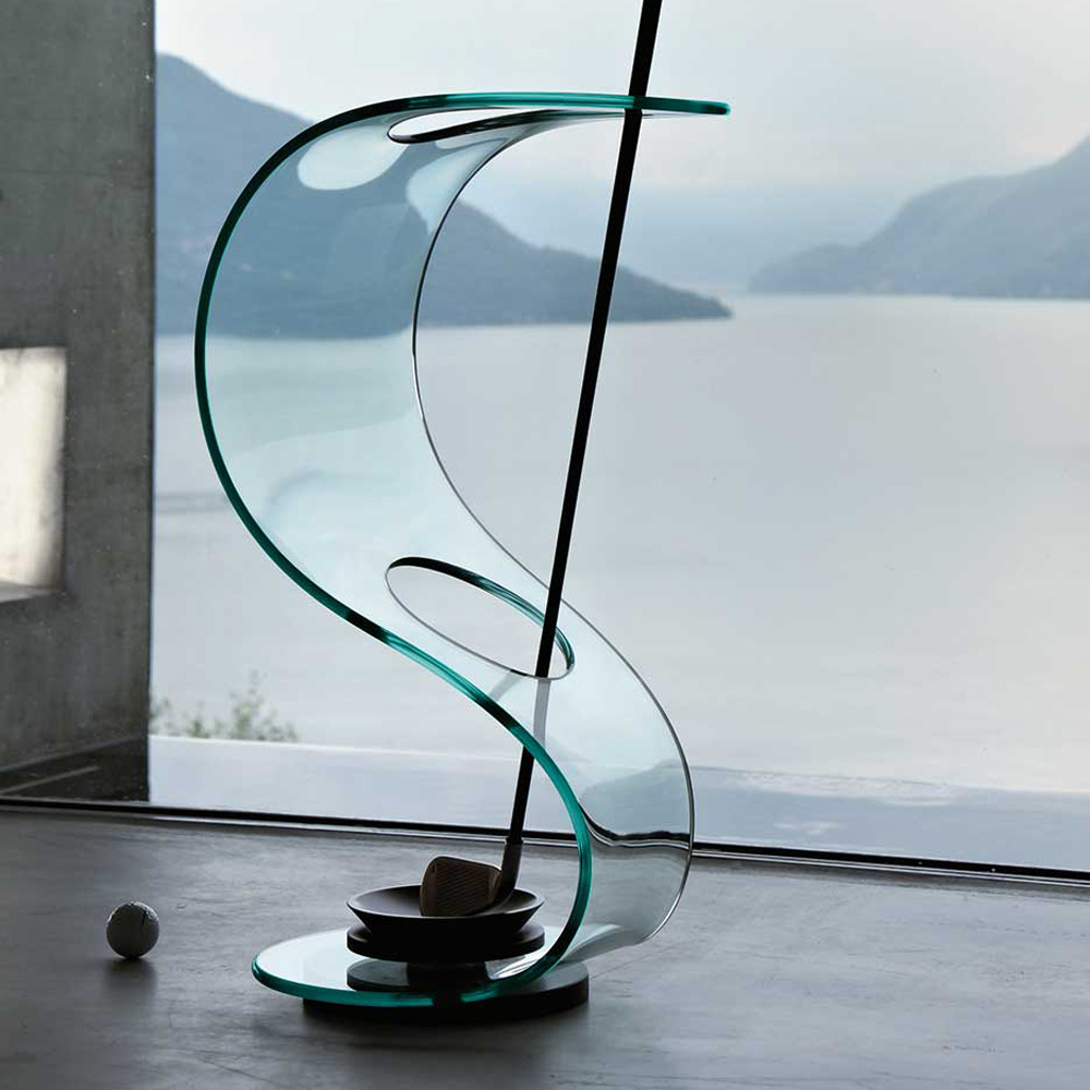 Cobra Umbrella Stand by Fiam Italia