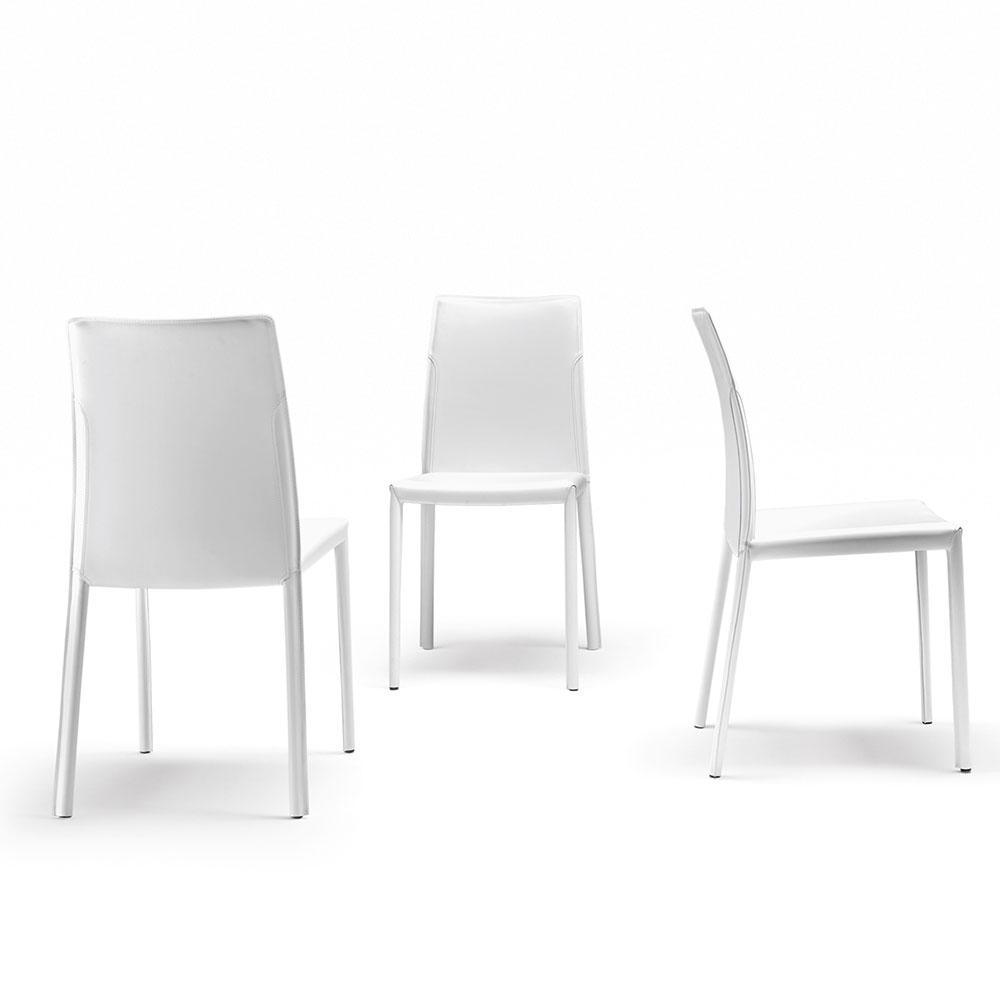 Dress Dining Chair by Fiam Italia