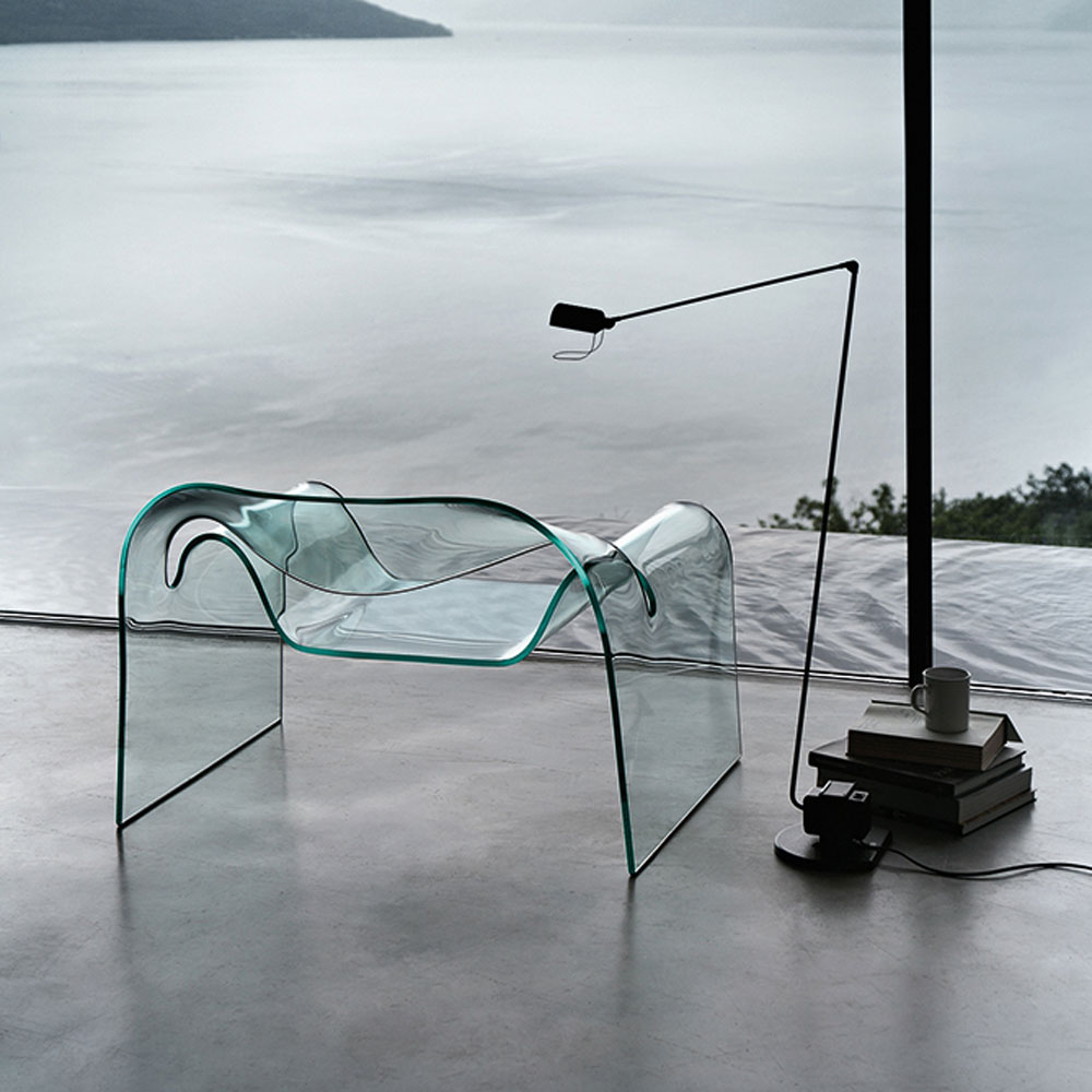 Ghost Armchair by Fiam Italia