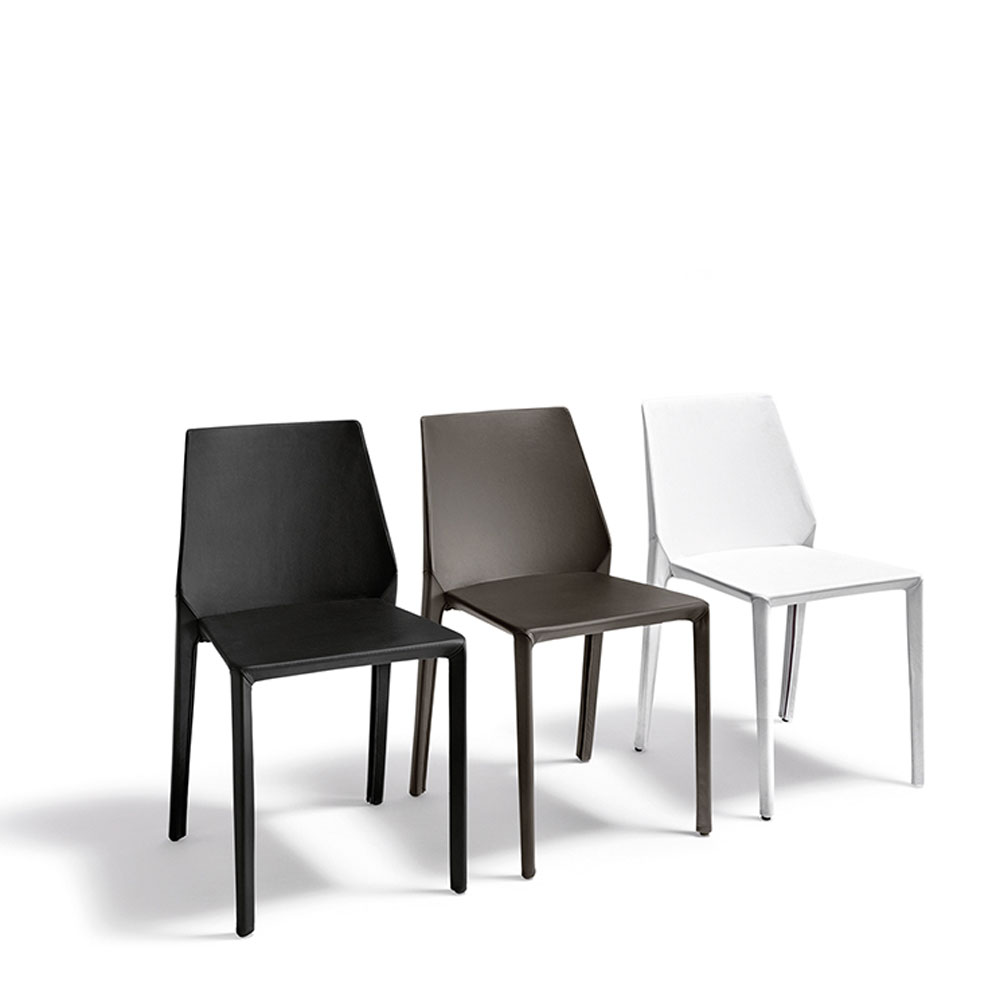 Kamy Dining Chair by Fiam Italia