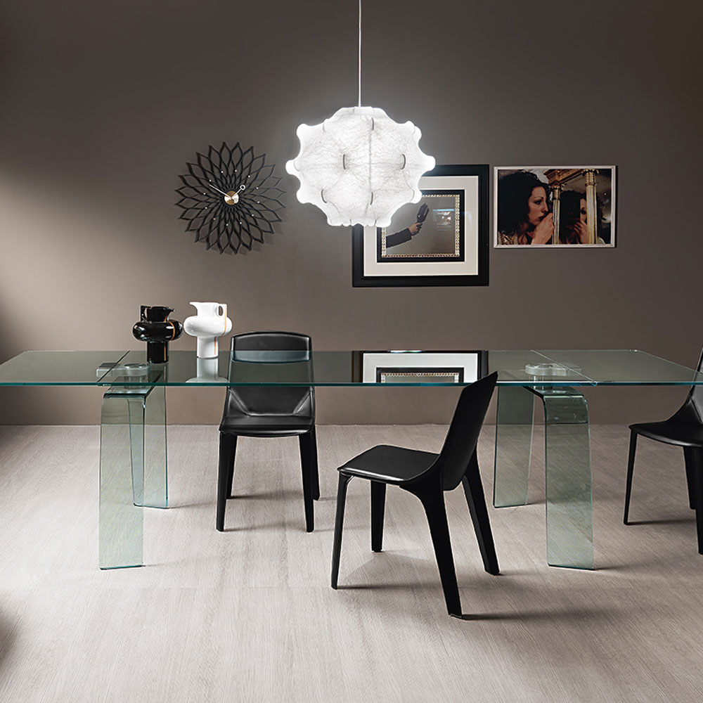 Kayo Dining Table by Fiam Italia