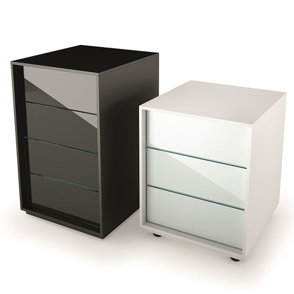 Luminary Chest Of Drawer by Fiam Italia