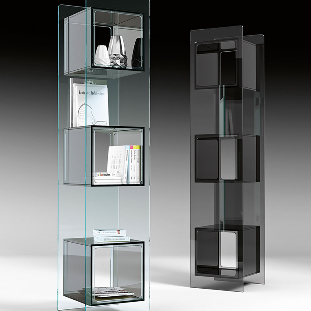 Magical Totems Display Cabinet by Fiam Italia