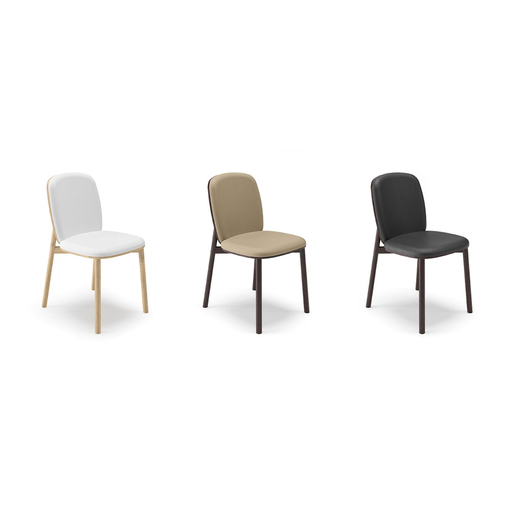 Magma Dining Chair by Fiam Italia