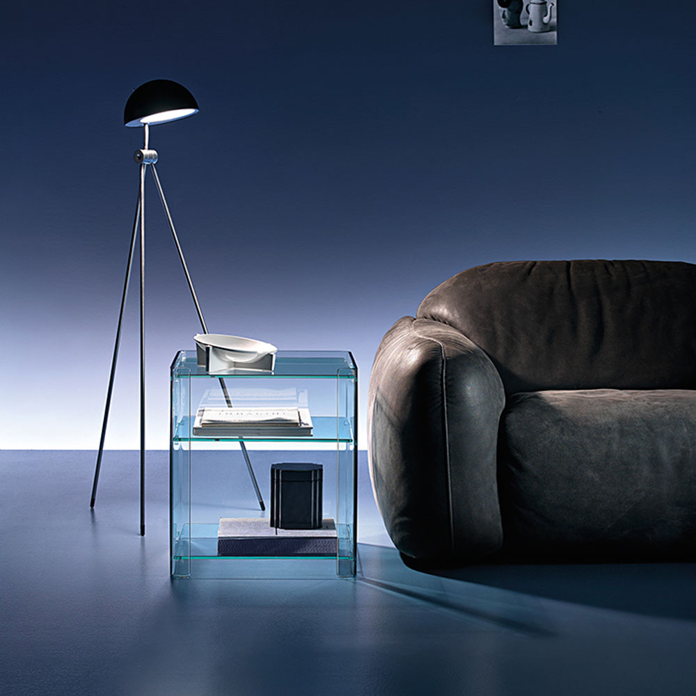 Milo Bedside Table by Fiam Italia