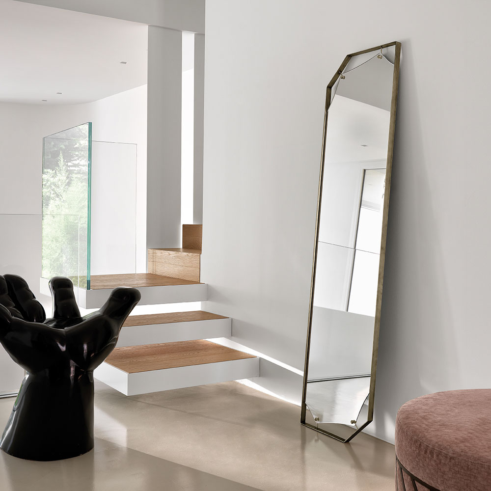 Pinch Mirror by Fiam Italia