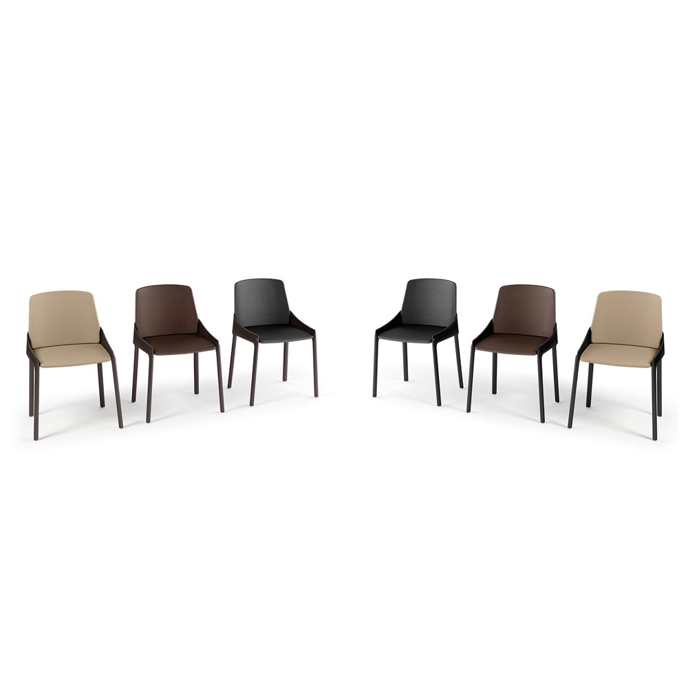 Plie Dining Chair by Fiam Italia