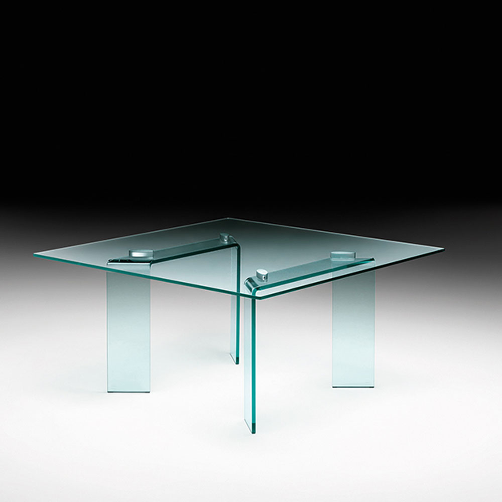Ray Dining Table by Fiam Italia