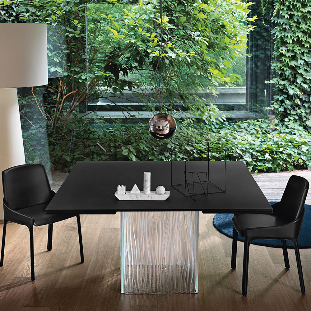 Rhymes Dining Table by Fiam Italia