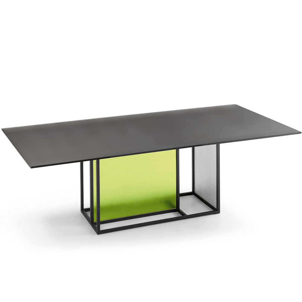 Theo Dining Table by Fiam Italia
