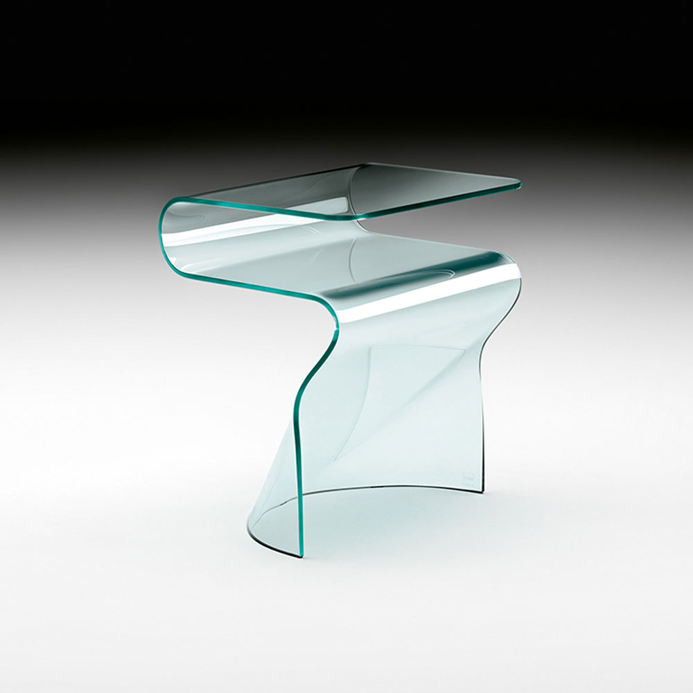 Toki Bedside Table by Fiam Italia