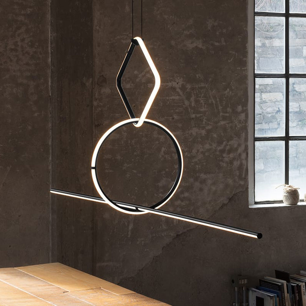 Arrangements Suspension Lamp