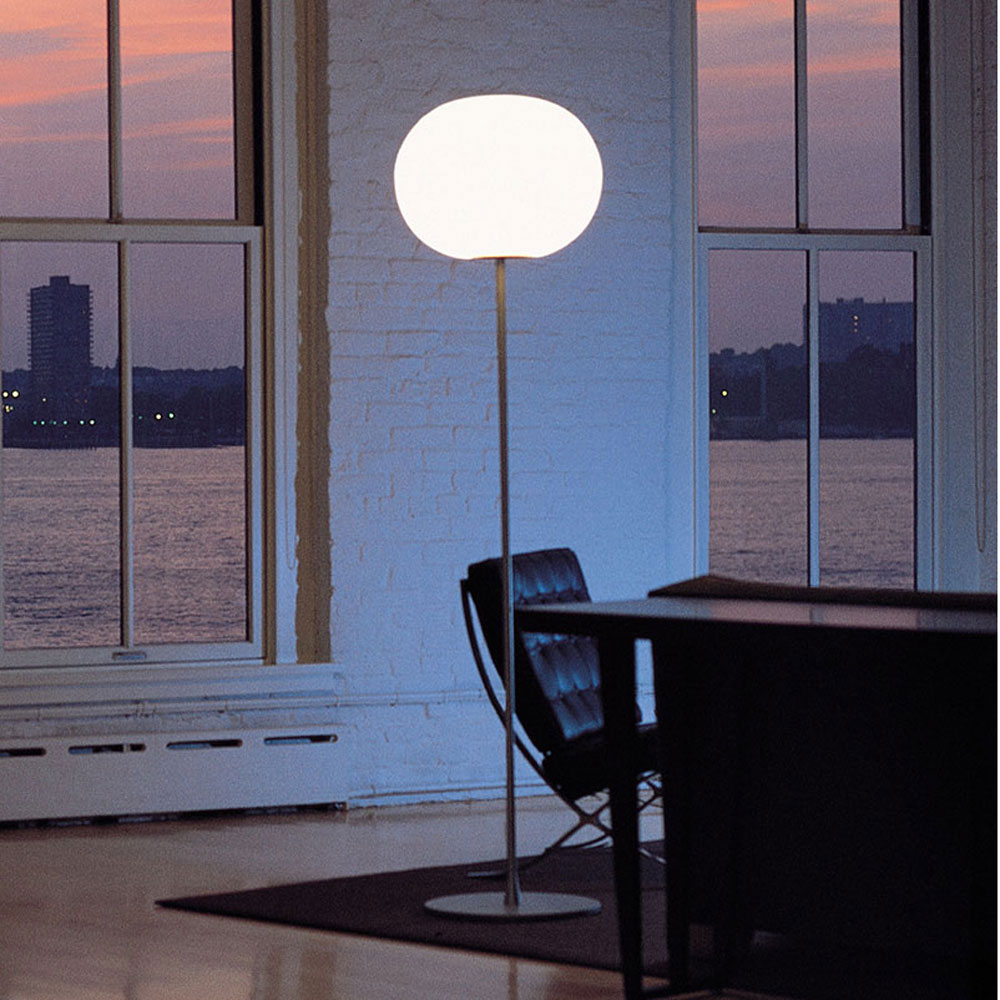 Glo-Ball 3 Floor Lamp by Flos
